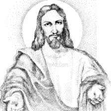 Christian Preschool Coloring Pages Jesus AZ
