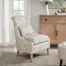 Madison Park Avanti Natural Multi Accent Chair - 27.75