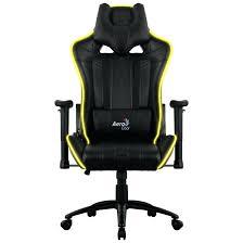 chaise pc siege pc gamer achat fauteuil gamer aerocool ac120 air rgb chaise