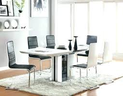 Rug Under Dining Room Table Carpet Ordinary Rugs Area
