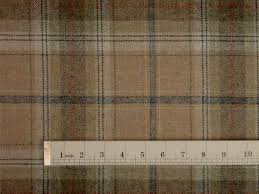 Material For Curtains And Upholstery by 100 Wool Tartan Plaid Sage Oatmeal Fabric Curtain Upholstery