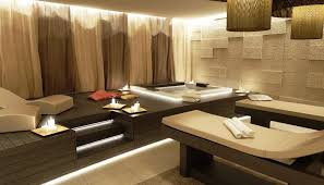 Image Of Elegant Decor Spa Interior Design Ideas