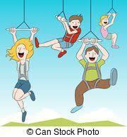 Zip line Illustrations and Clip Art 428 Zip line royalty free