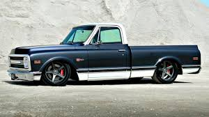 100 Build A Chevy Truck 1969 C10 Restomod Pro Touring Timelapse YouTube