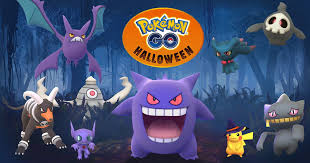 Characters For Halloween by Pokémon Go Is Rolling Out New Characters For Halloween