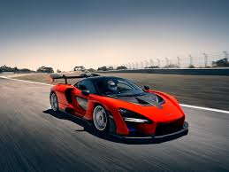 100 Kelley Blue Book Truck 2019 Mclaren Senna First Review Throughout 2019