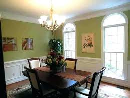 Formal Dining Room Decor Living Decorating Ideas Large Wall