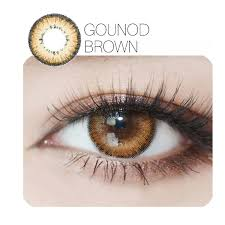Gounod 4 Colors 12 Month Contact Lenses StunningLens