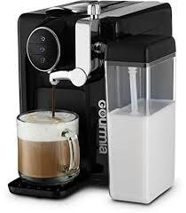 Gourmia GCM6500 1 Touch Automatic Espresso Cappuccino Latte Maker