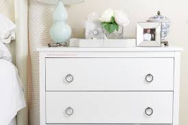 Hemnes Dresser 3 Drawer White by Ikea Hack Hemnes Little House Of Chic