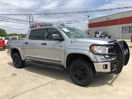 Pre-Owned 2015 Toyota Tundra 4WD Truck SR5 Crew Cab Pickup In San ...