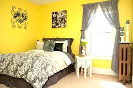 Yellow Curtains For Bedroom Grey And Mustard Living Room Ideas