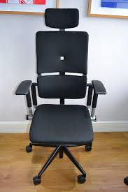 Used Humanscale Freedom Chair by Steelcase Please 2 Ergonomic Office Chair Headrest Chairs And