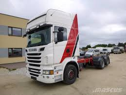 Scania R560 6x2+EURO5+RETARDER - Flatbed/Dropside Trucks, Price ...