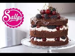 cake schokoladentorte mit mascarponecreme kirschen und brombeeren mit alex sallys welt
