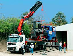 100 Truck Mounted Cranes Mounted Crane Swingarm For Heavyduty Applications PK