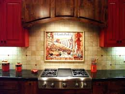 Mexican Kitchen Decor Chili Pepper Kitchen Tile Mural By Artist