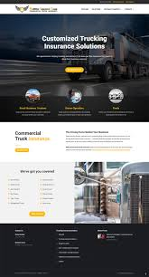 Trucking Insurance Website Design | Andrea Garza Commercial Truck Insurance Chicago Auto Trucking Fleet Owner Operator Roemer Vehicinsuranceftlauderdale Ryder Website Design Andrea Garza Dok Agency How To Get For A New Company Truckers In Miami South Florida Farmers Services Golden Land Transportation Solutions Inc Jacksonville