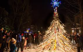 75 Foot Christmas Tree by The Weirdest Christmas Trees In The World Travel Leisure