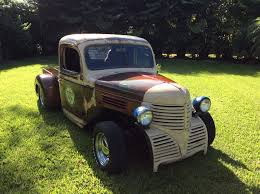 1947 Custom Rat Rod Dodge Pickup Looks Ratty Drives Like A New One ... 1947 Dodge Club Cab Pickup For Sale In Alburque Nm Stock 3322 Dodge Sale Classiccarscom Cc1164594 Complete But Never Finished Hot Rod Network 1945 Truck For 15000 Youtube Collector 12 Ton Frame Off Restored To Of Contemporary Best Classic Ep 1 At Fleet Sales West Cc727170 Pickup Truck Streetside Classics The Nations Trusted Wd20 27180 Hemmings Motor News