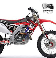 kit deco crf 250 9ride vous propose un kit deco factory effex two two pour crf 250