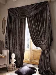 Sanela Curtains Dark Turquoise by 15 Best Collection Of Dark Brown Velvet Curtains Curtain Ideas
