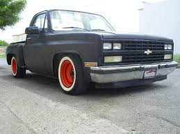Chevy C10 Stepside 1980