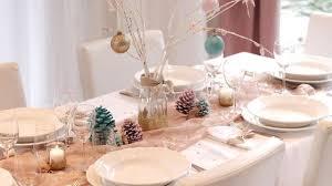 idee decoration table noel faire soi meme décoration de noël