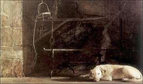 Andrew Wyeth Master Bedroom Dog On Bed Wonderful Frame 1809854640