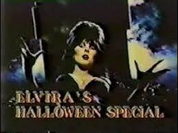 Wnuf Halloween Special 2013 by Rare Halloween 1986 Elvira U0027s Mtv Halloween Special