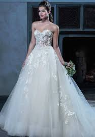 Amare Couture C127 Angelique Ball Gown Wedding Dress