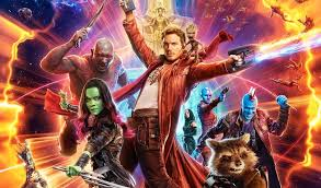 Wow They REALLY Learned Some Lessons From The Terrible Mostly Cohesive Look Of First Guardians Galaxy Poster