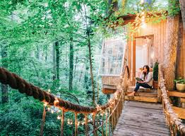 100 Treehouse In Atlanta Extraordinary Escapes 16 Unexpected Accommodations To Book In The