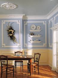 18 Dining Room Picture Frame Molding Framed Wall Decor Ideas