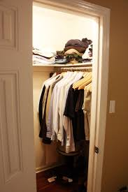 Under Stairs Coat Closet Organization Concept Small