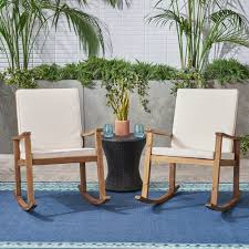 Shop Candel Outdoor Acacia Wood Rocking Chair (Set Of 2) By ... Tortuga Outdoor Portside Plantation Dark Roast 3piece Wicker Maui Camelback Resin Steel Rocking Chair Set Of 1 Indoor Solid Red 2 Pc Foam Cushion Etsy Outsunny Folding Table Patio Durogreen Classic Rocker Black Plastic Chat The All Weather Jakarta Teak 1pc Fniture Rockers Direct Lexington Wickercom Metal Ding Chairs 2pack Seat Gardeon Grey Fnitureoffers Amazoncom Barton 3pcs Rattan Seating Bistro