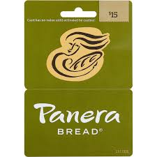Panera Bread Gift Card | Entertainment & Dining | Gifts ...