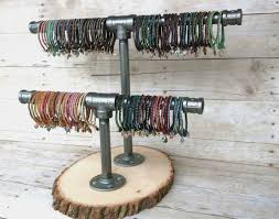 Jewelry Prop Idea That Would Be Easy To Make On Your Own And Use At A RackBoutique DisplayJewelry