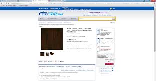Formaldehyde In Laminate Flooring From China by Lowe U0027s Laminate Flooring May Have Issues Similar To Lumber