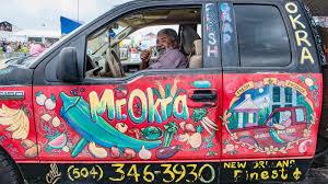 Beloved Singing New Orleans Produce Vendor Mr. Okra Dies : The Salt ...