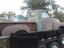 100 1950 Chevy Truck Frame Swap A 194754 On An S10