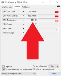 grafikkarte welche temperatur ist normal chip