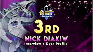 Best Cyber Dragon Deck Profile by Best Cyber Dragons 2016 3rd Place Deck Profile Nick Diakiw Mos4