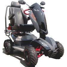 fauteuil tout terrain electrique scooter heartway tout terrain 18 km h autonomie 45km