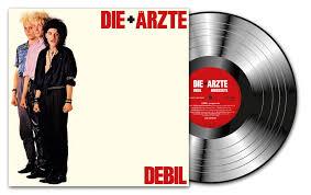 rock de die ärzte debil auf vinyl