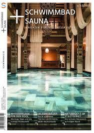 Dieter Knoll Kã Che Planen Schwimmbad Sauna 1 2 2021 By Fachschriften Verlag Issuu
