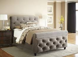upholstered beds are on trend personalize your space with the