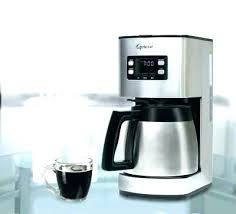 Coffee Maker Parts Burr Grinder Combination With Conical Reviews Cup Thermal Manual Machine Vancouver