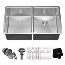 Kraus Kitchen Faucet Home Depot by Kraus Kitchen Sinks Kitchen The Home Depot