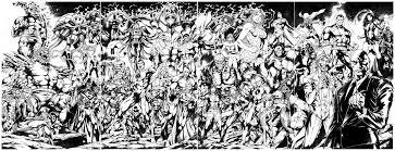 DC Villains By Dymartgd On DeviantArt